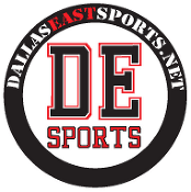 Dallas East Sports logo